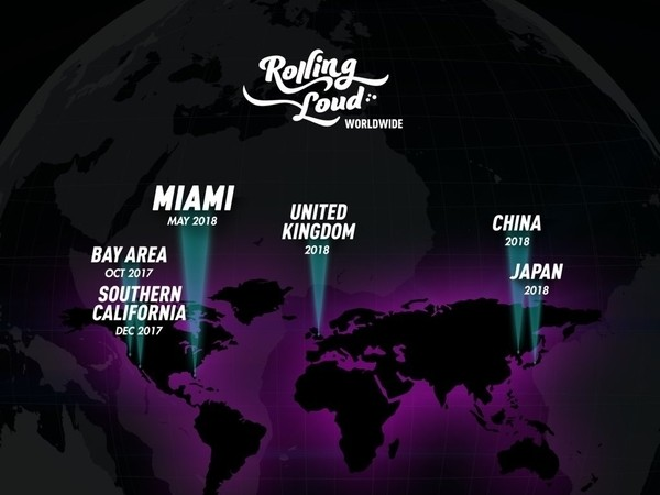 Rolling Loud Festival Begins Global Expansion