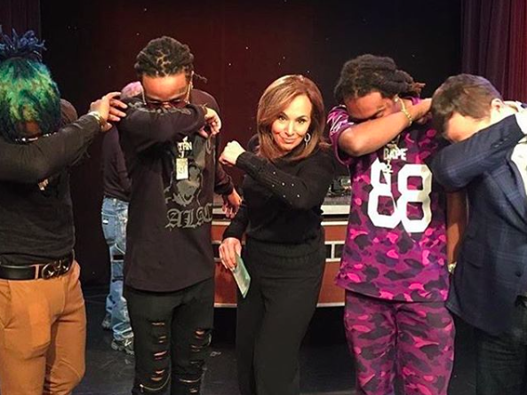 """When Dabbing Goes Wrong: Saudi Singer Arrested For """"Controversial"""" Dance Move"""