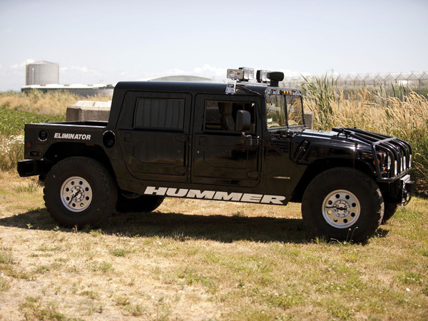 Tupac Shakur's Hummer Back Up For Auction