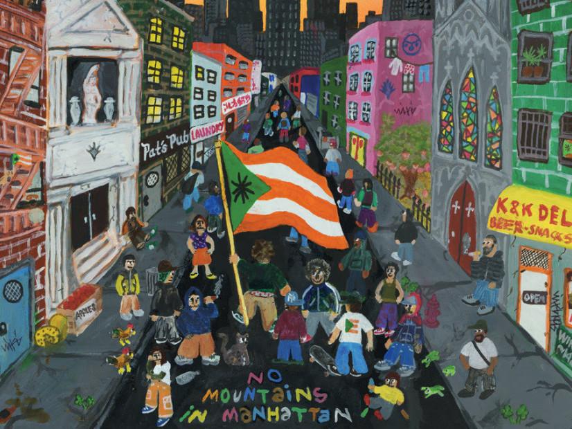 """Wiki Releases """"No Mountains In Manhattan"""" Album"""