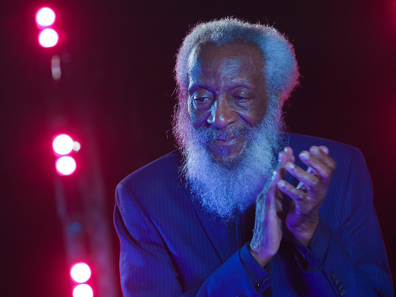 Dick Gregory Praises Killer Mike & T.I. In Previously Unreleased Interview