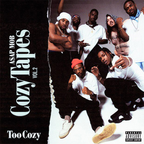 "Review: A$AP Mob Reaches Synchronicity On Cluttered ""Cozy Tapes Vol. 2: Too Cozy"""