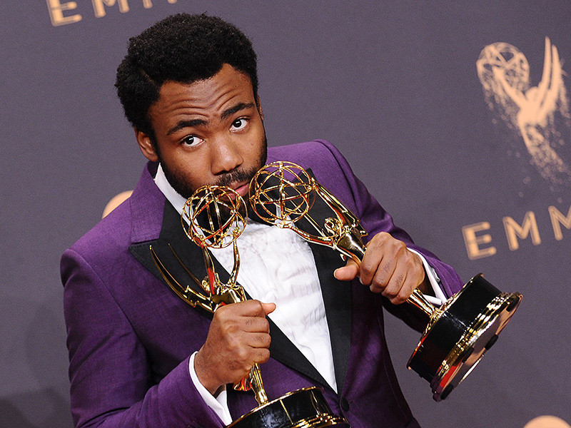 Emmy Awards 2017: Donald Glover Makes History
