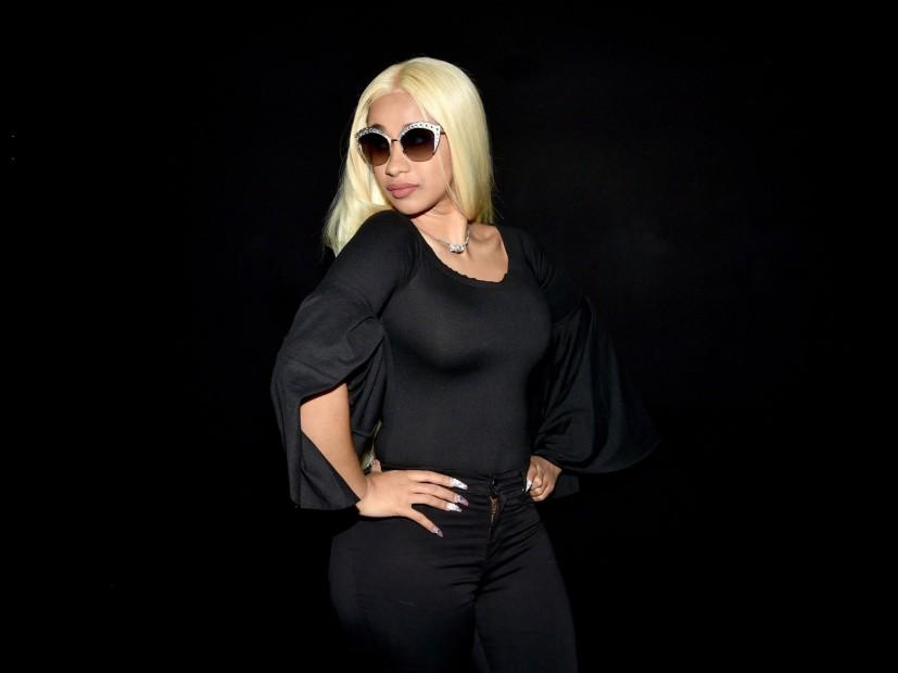 "Making History: Cardi B's ""Bodak Yellow"" Hits #1 On The Hot 100"