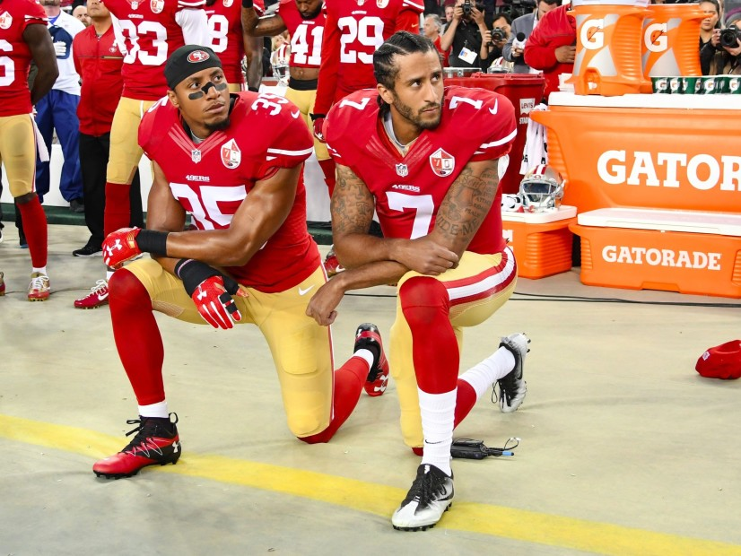 Colin Kaepernick Strikes Settlement Deal With NFL In Collusion Case