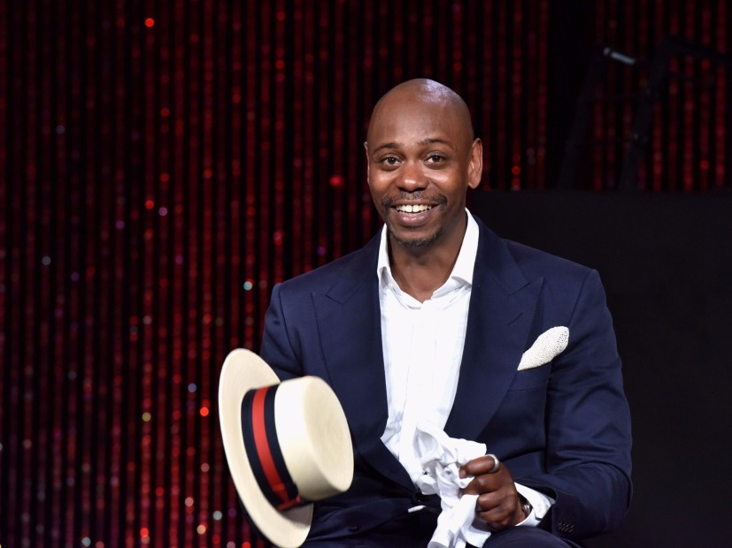 Dave Chappelle Shares His Version Of R. Kelly's Goons Doing What They Do