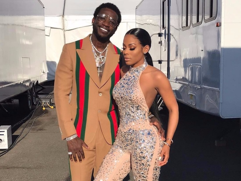Gucci Mane Reportedly Spent $50K On Blinged-Out Wedding Invitations