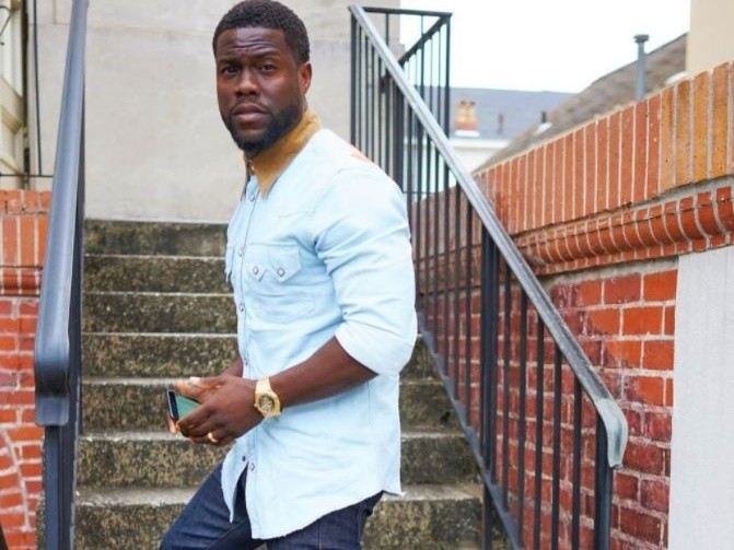 Mystery Woman In Alleged Kevin Hart Sex Tape Revealed
