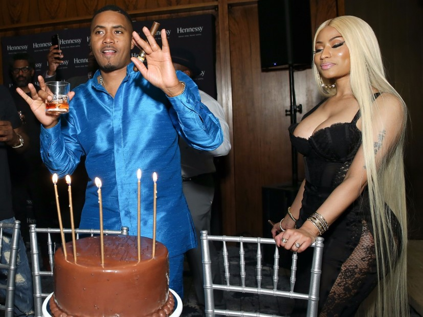 Nicki Minaj & Nas Have Reportedly Been Dating Since May