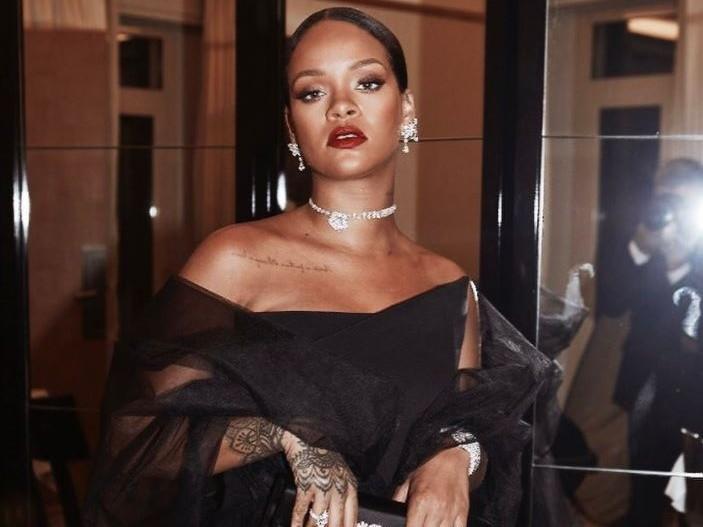 Beyoncé & JAY-Z Attend Rihanna's Star-Studded Diamond Ball