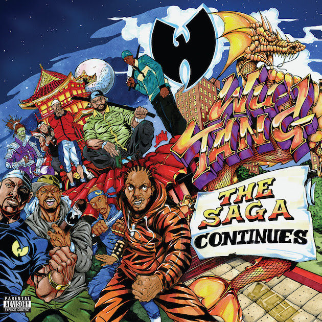Wu-Tang's New Album