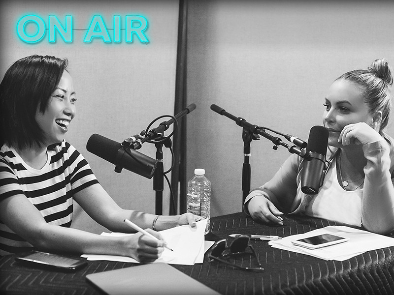 """Angie Martinez & Miss Info Bring """"In Real Life"""" Podcast To TIDAL On Air"""