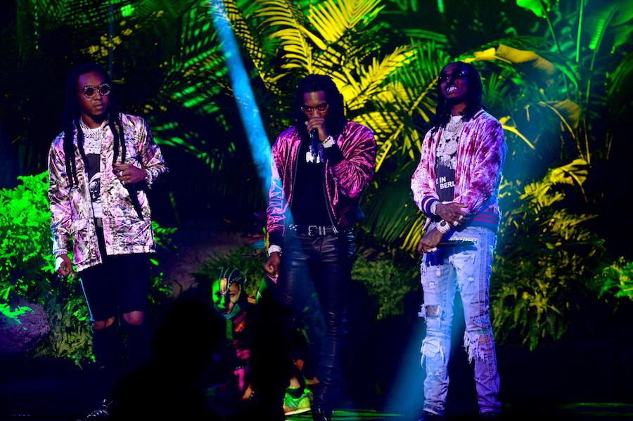 October 6, 2017-Miami, FL 2017 BET Hip Hop Awards show (Photo: Jeff Daly/BET)