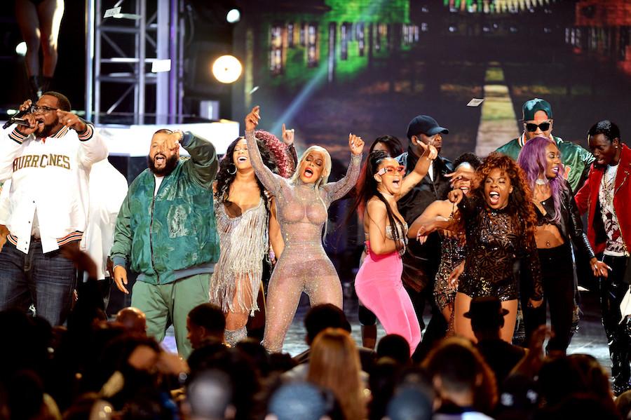 2017 BET Hip Hop Awards: Ordinary Save For 2 Major Highlights