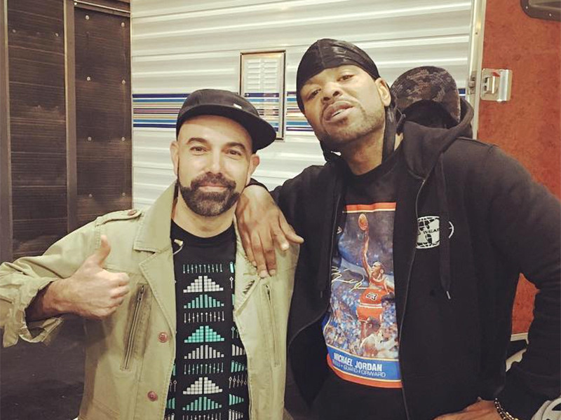 "DJ Nu-Mark Explains Why Method Man Is Ideal Host For ""Drop The Mic"""