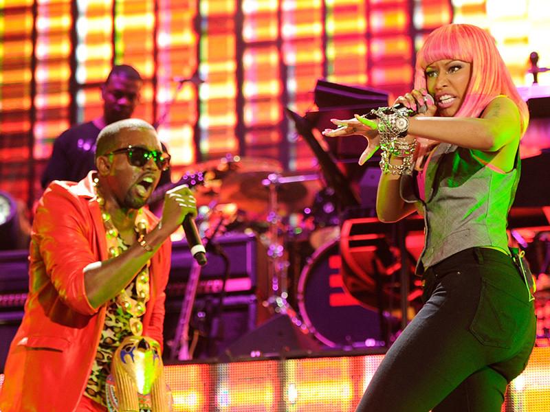 "Nicki Minaj Recalls Fighting To Save ""Monster"" On Kanye West's MBDTF"