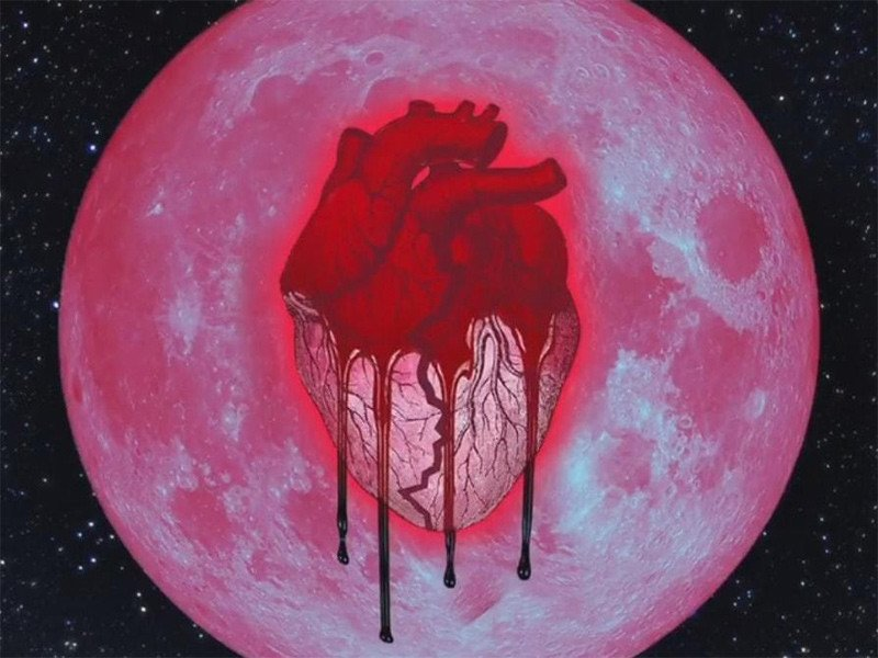 "Chris Brown Drops Monster 45-Song ""Heartbreak On A Full Moon"" Album"