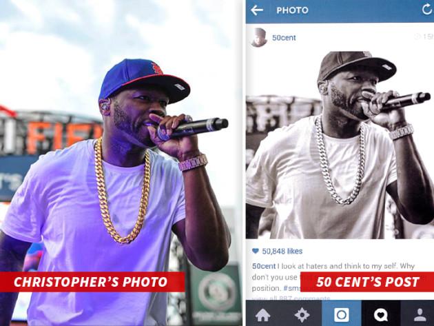 50 Cent Sued