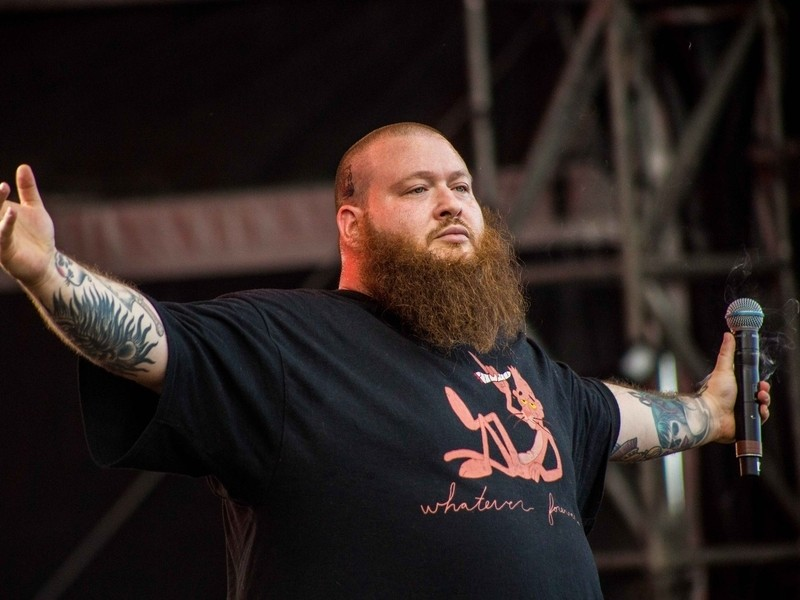 "Action Bronson Reveals ""White Bronco"" Release Date"