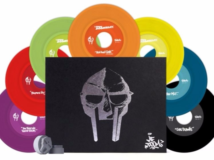 """MF Doom's """"Operation: Doomsday"""" Reissued As Limited Edition Deluxe 7-Inch Collection"""