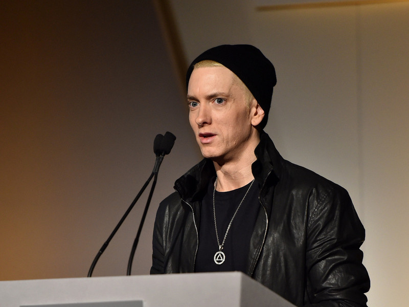 "Eminem Donating ""Lose Yourself"" Lawsuit Money To Hurricane Relief"