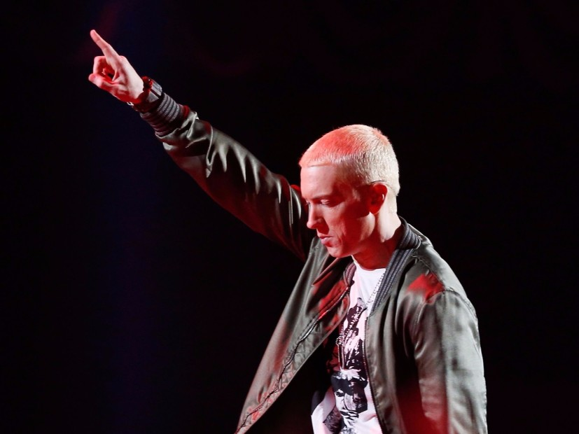 "Eminem Prescribes ""Revival"" In Mysterious Instagram Post"