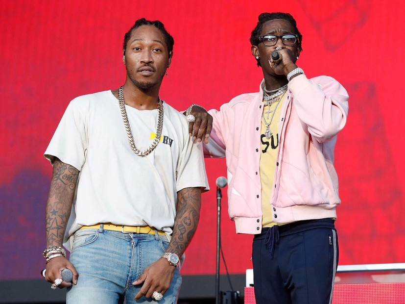 "Young Thug & Future Recruit Gunna & Lil Baby For ""Super Slimey 2"""