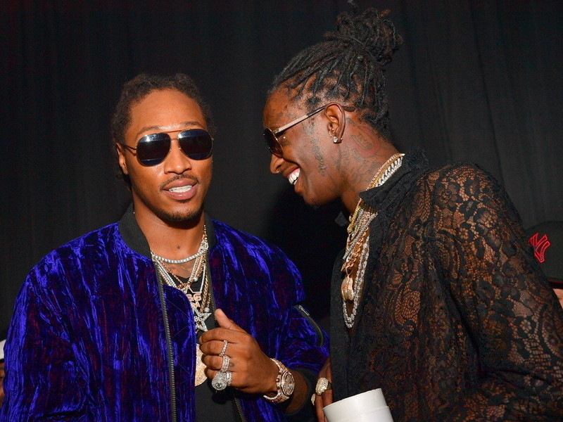 """Future & Young Thug Drop Collaborative Project """"Super Slimey"""""""