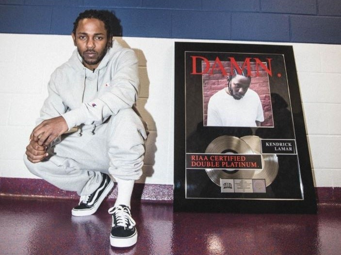 "Kendrick Lamar's ""HUMBLE."" Is 2nd Most Streamed Song Of 2017"