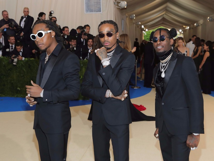 Migos Sued For Allegedly Inciting Riot