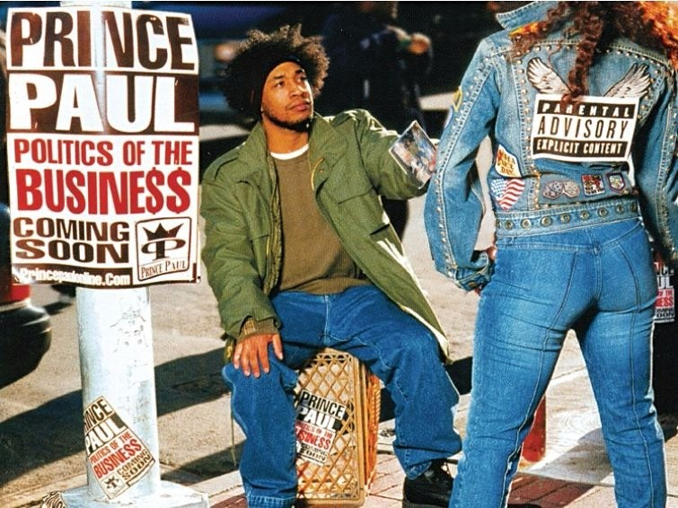 "Prince Paul Announces ""Politics Of The Business"" Revamp With Lost De La Soul Single"