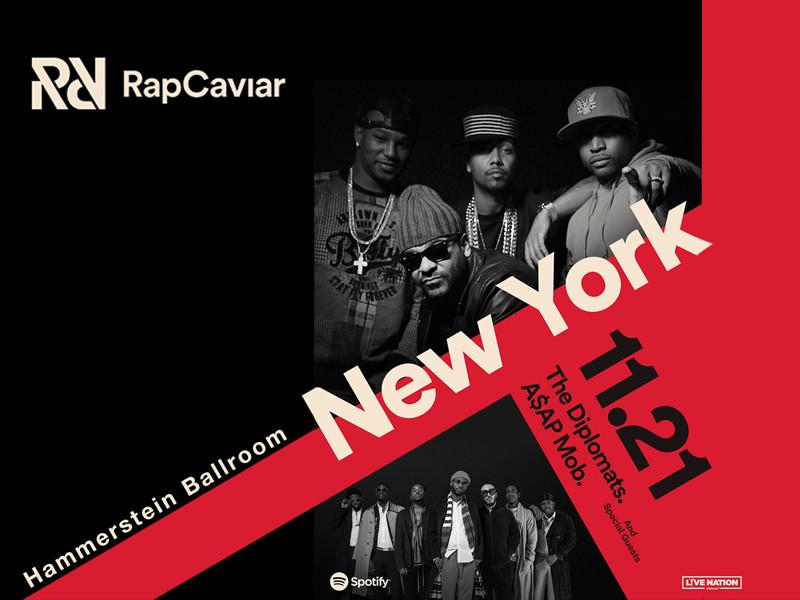 Dipset Reuniting For Spotify RapCaviar Live Concert