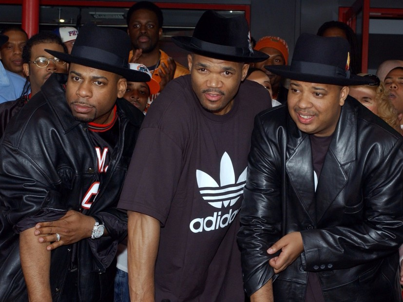 "#ThrowbackThursdays: Run-DMC's ""Raising Hell"" Becomes 1st Platinum-Selling Hip Hop Album In 1986"