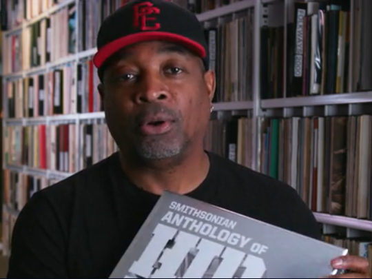 Smithsonian Launches Kickstarter Campaign For Hip Hop & Rap Anthology