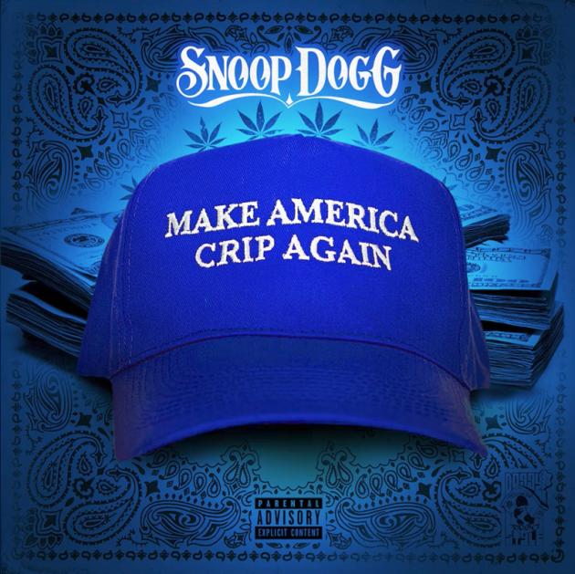 Snoop Dogg cover art