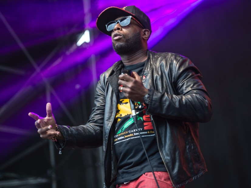 "Talib Kweli Releases ""Radio Silence"" LP"