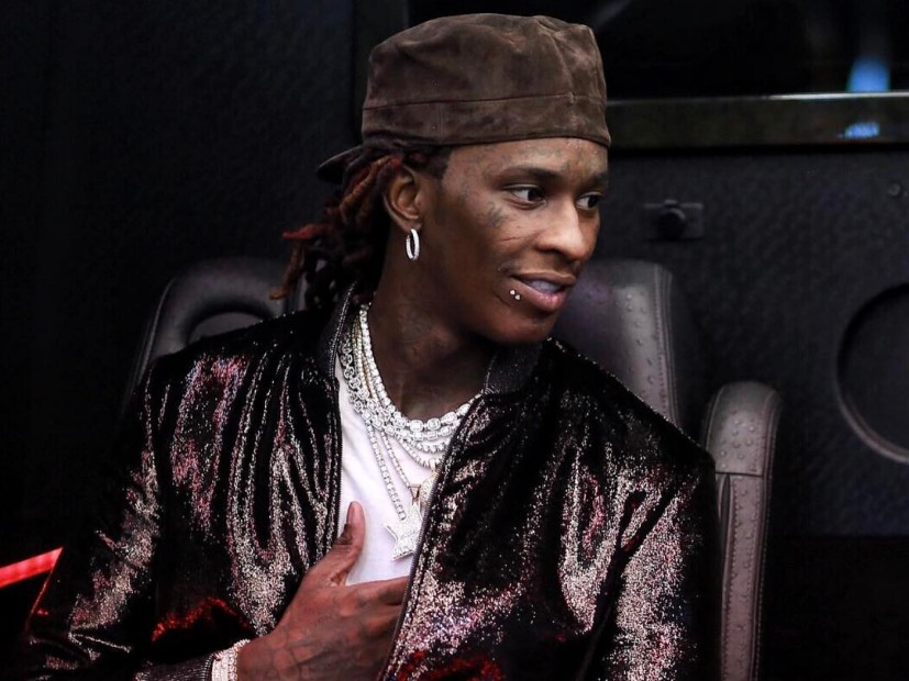 Snapchat Jumpin': Young Thug Is A Fan Of Logic's