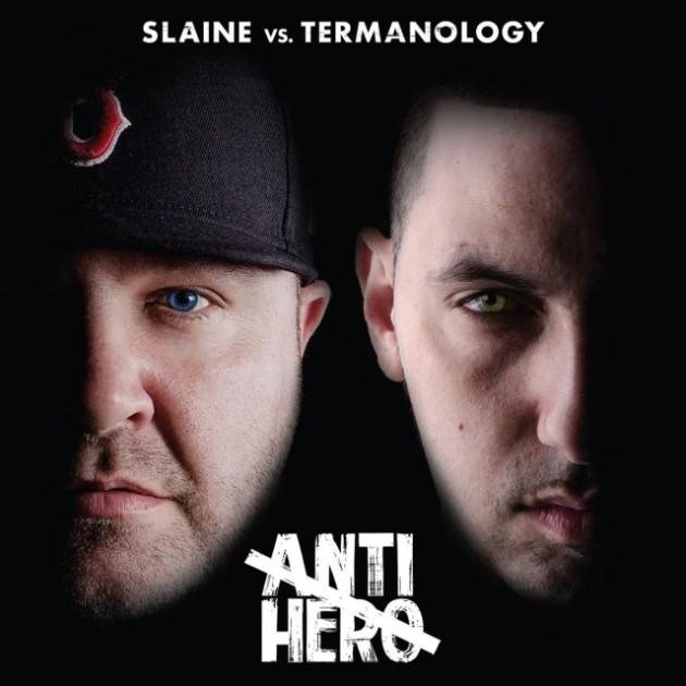 Slaine & Termanology Drop Collab LP