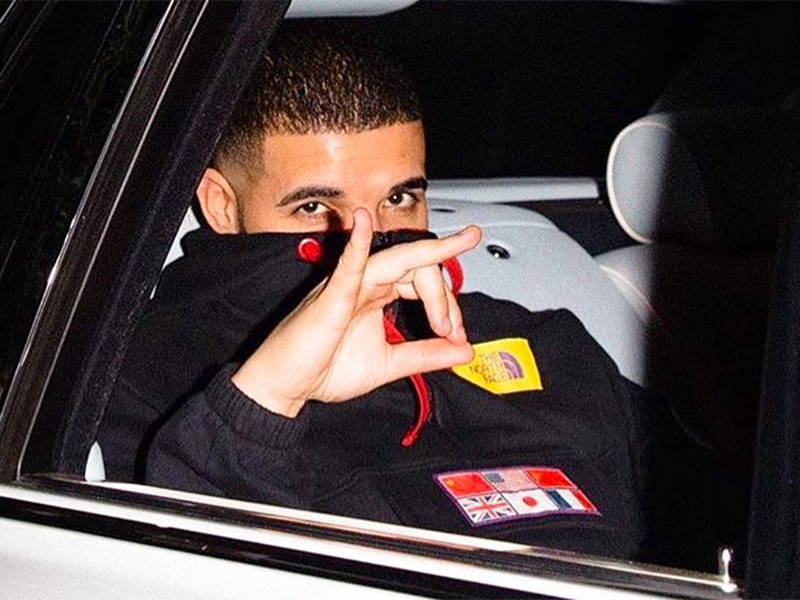Drake Reportedly Working With Kanye West In Wyoming
