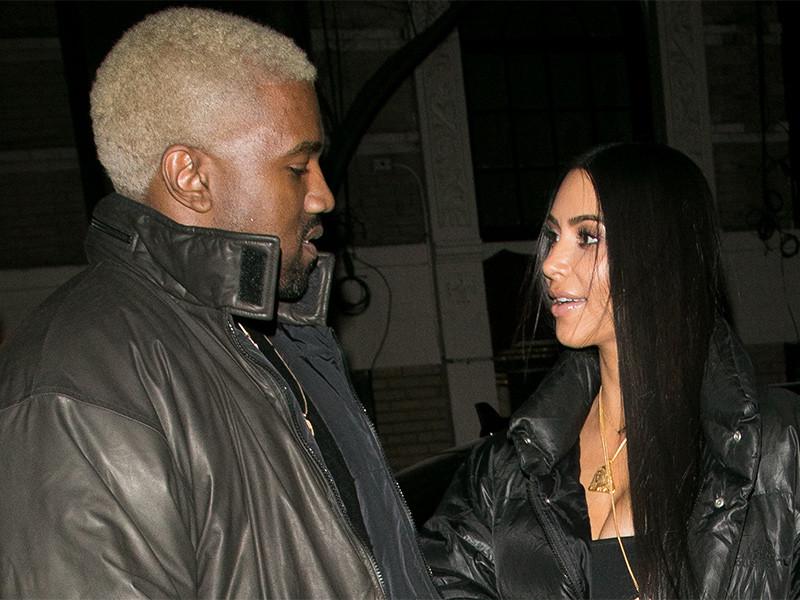 Kanye West & Kim Kardashian Double Up With Bel-Air Mansion Sale