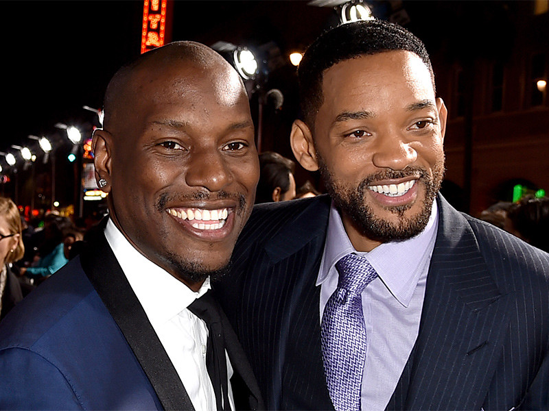 Will Smith & Jada Pinkett Smith Reportedly Shoot Down Tyrese's Claim Of $5M Gift