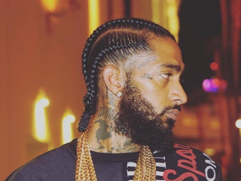 Nipsey Hussle Inks Deal With Atlantic Records