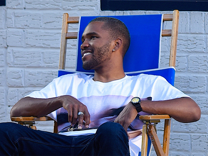 Frank Ocean Teases Unreleased 5th Album