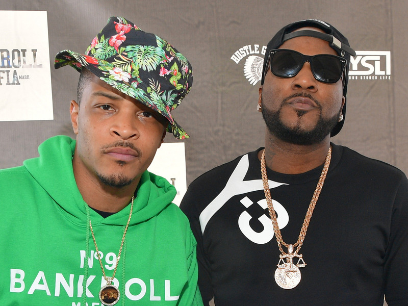 T.I. Eager To Move Forward With Jeezy Collab Album