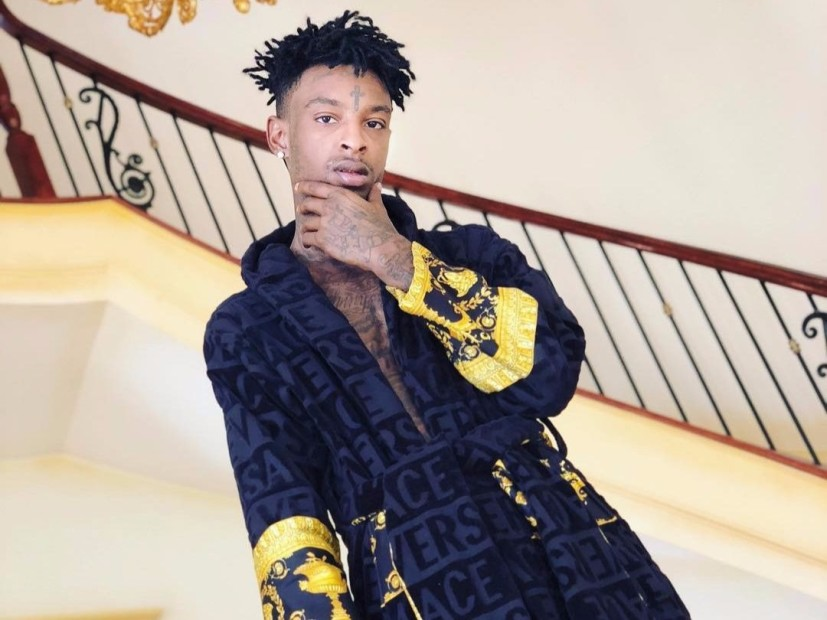 """21 Savage Calls Out """"OG Rappers"""""""