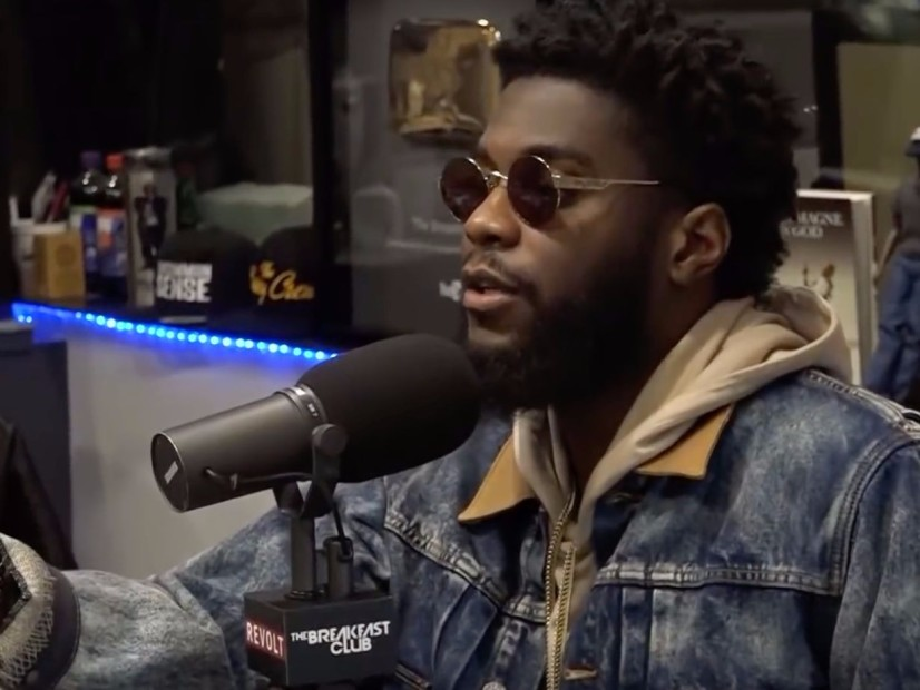 "Big K.R.I.T. Admits He Went Broke Making ""4eva Is A Mighty Long Time"""