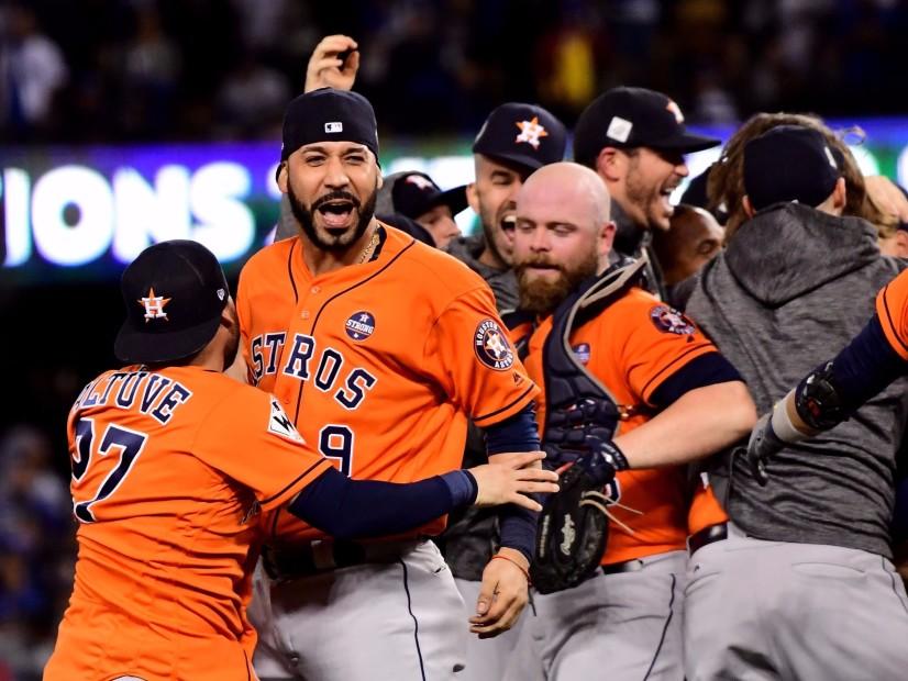 Hip Hop Celebrates Houston Astros' Historic World Series Win
