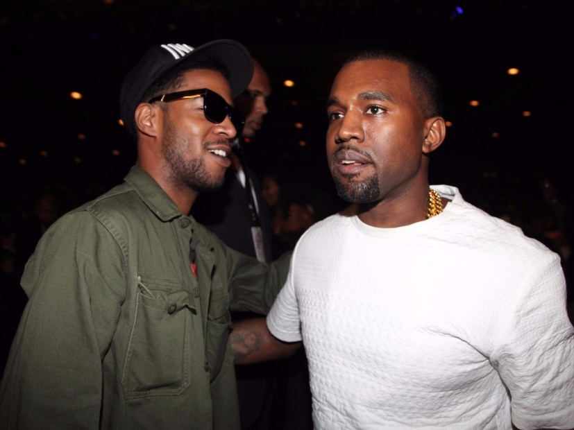 "Kanye West, Kid Cudi & Ty Dolla $ign Reportedly Sued For ""Kids See Ghosts"" Cut"