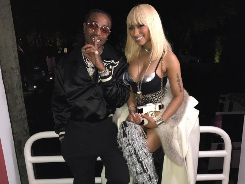 "Hip Hop Single Sales: Migos, Nicki Minaj & Cardi B's ""Motor Sport"" Earns Top 10 Debut"