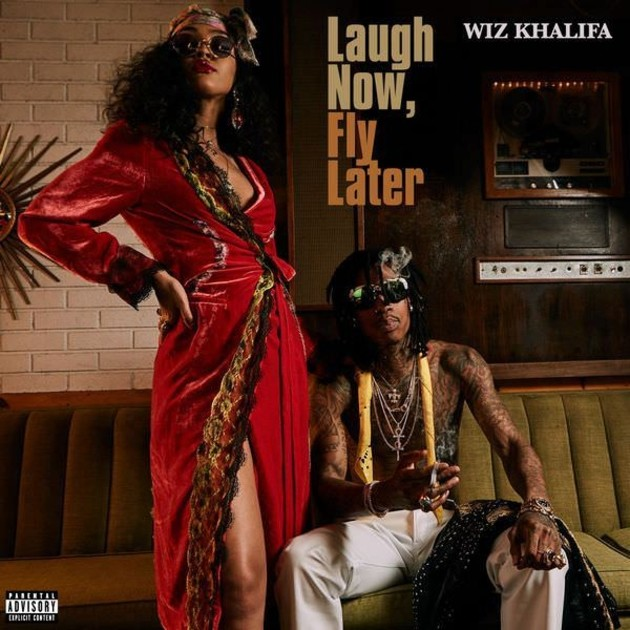 "Review: Wiz Khalifa Goes Through The Motions On ""Laugh Now, Fly Later"""
